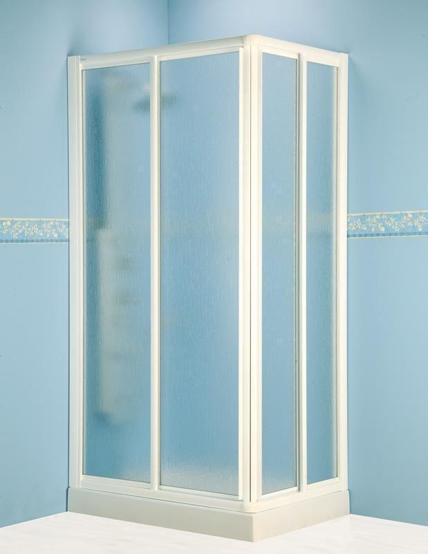 Mampara de ducha modelo jaen perfilkrom - Perfiles mamparas ducha ...