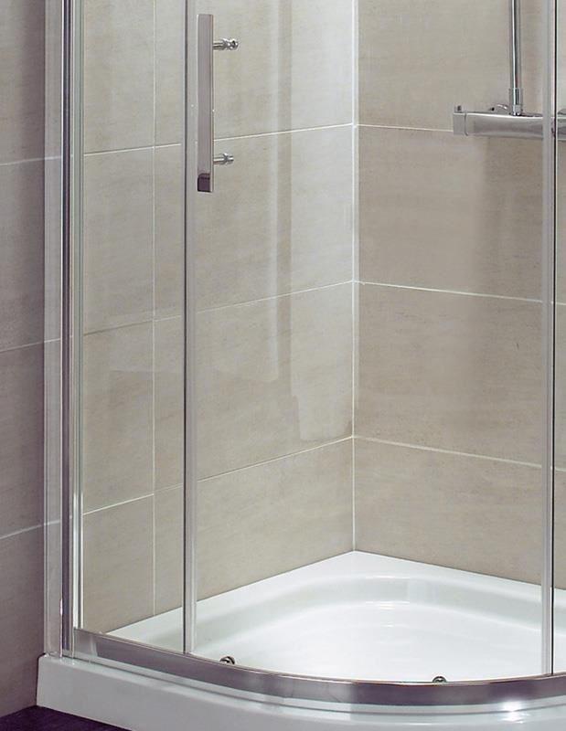 Mampara de ducha semicircular mod cervantes 4 ultimas - Marcas de mamparas ...
