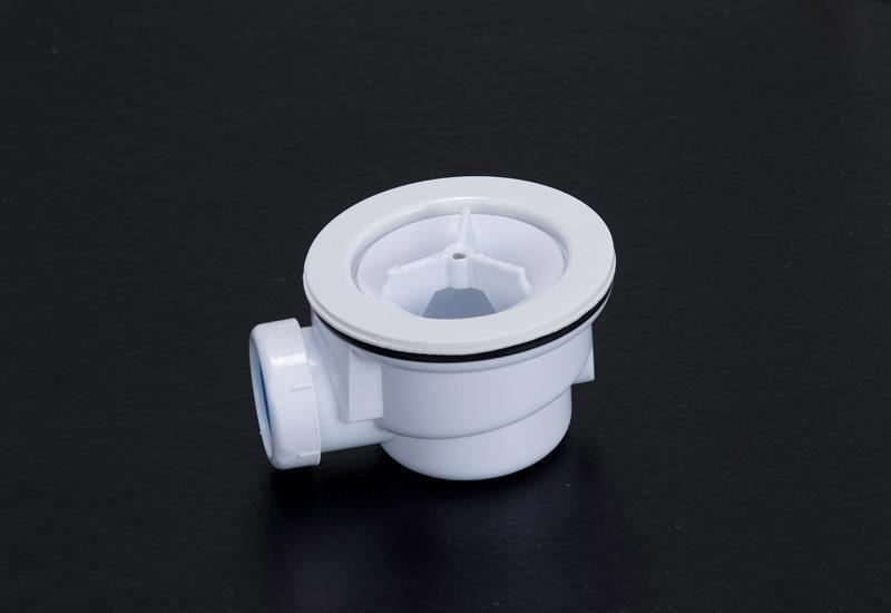 Plato de ducha cuadrado en acr lico serie minimal altura 3 for Platos de ducha cuadrados