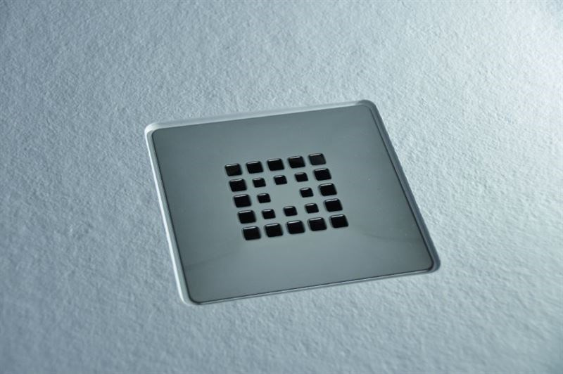 Plato de ducha de resina mod enna medidas estandar altura for Platos de ducha de resina a medida