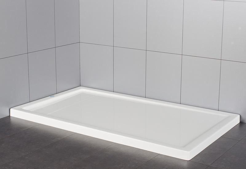 Plato de ducha rectangular en acr lico serie top altura 5 - Platos de ducha acrilicos ...