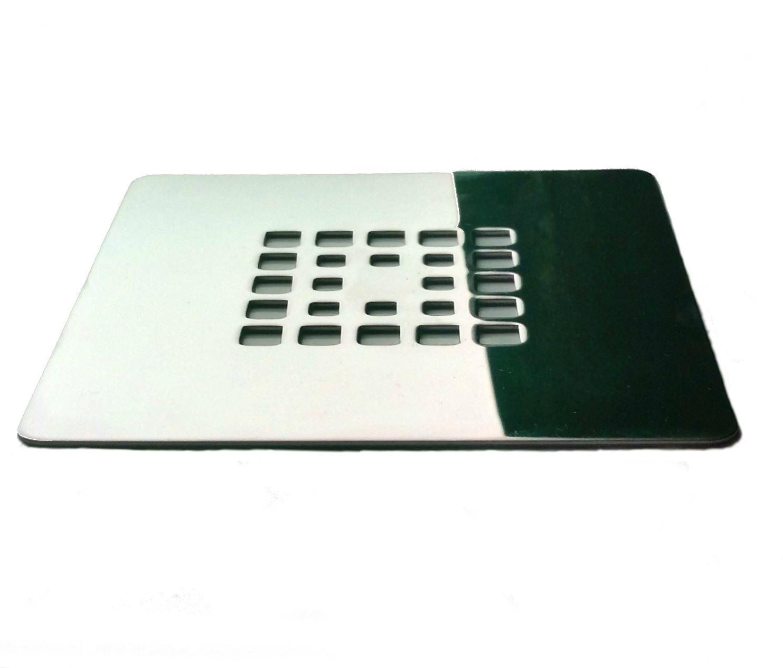 Para mampara de ducha de asas 145 mm Orificio a orificio 14,5 cm